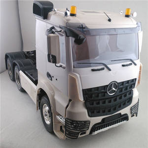 Wholesale 6x4 tractor truck: [Hercules Hobby] 1/14 Scale Tractor Truck Actros 3551 Kit Unassembly 6x4