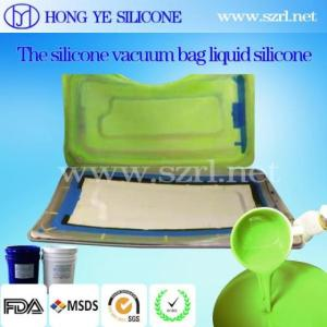 Wholesale Rubber Raw Materials: Liquid Silicone Rubber To Make Silicone Vacuum Bags