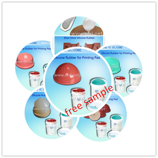 Silicone Rubber for Pad Printing