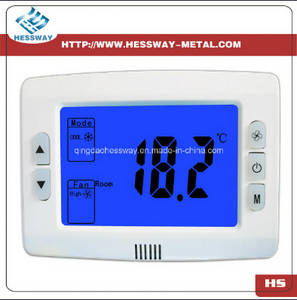 Wholesale control valve: Central Air Conditioner Digital Room Thermostat with Fan and Valve Control