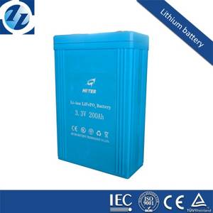 Wholesale lifepo4 battery charger: LIFEPO4 3.2V200-260Ah Cell