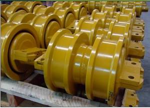 Wholesale bulldozer d7g: Track Roller for Excavators and Bulldozers