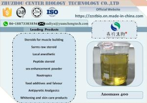 Wholesale benzyl alcohol: Anomass 400