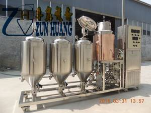 Wholesale mini refrigerator glass door: Micro Craft  50-100L Home Brewing Equipment,Mini Home Brew Machine for Home
