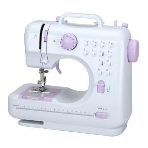 Wholesale household sewing machine: FHSM-505 Household Mini Electrical Sewing Machine for Clothes