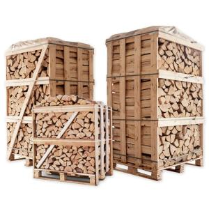 Wholesale sauna house: Firewood in Crates