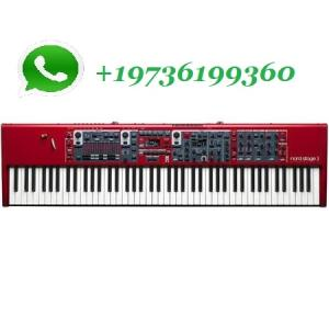 Wholesale keyboard: 100% New!! NORD Stage 3 88 88-Key Digital Stage Piano with Fully Weighted Hammer Action Keyboard