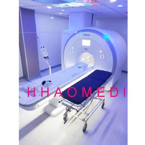 Wholesale magnetic hook: Height Adjustable MRI Compatible Stretcher Trolley