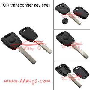 Wholesale sip: Fiat New Product Discount Price Transponder Key Shell Cover Blank with SIP22 Blade