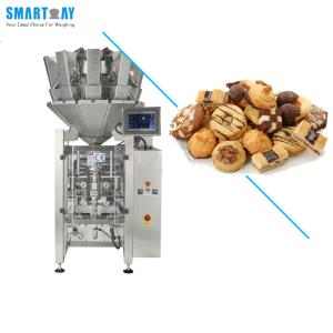 Wholesale cookie machines: Auto Vertical Granule Cookie Filling Machine
