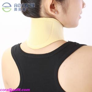 Wholesale neck brace: Sporting Goods Magnetic Self Heating Neck Support Brace