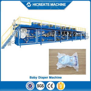 Wholesale waste container: Baby Diaper Machine