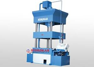 Wholesale drawing press: Hydraulic Deep Drawing Press (Columns) 250 Tons Double Effect