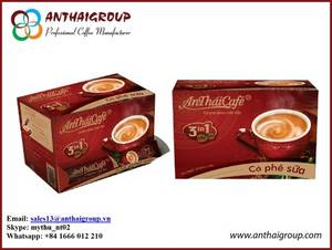 Wholesale for thailand russia: An Thai High Quality Instant Coffee Mix 3 in 1 - An Thai Coffee