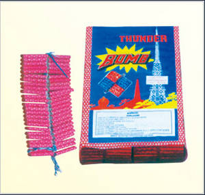 Wholesale cracker: Fireworks Firecracker Thunder Bomb Cracker