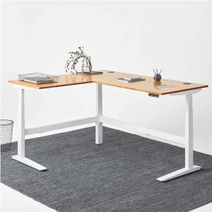 Wholesale adjuster: Three Motor Three Legs Electric Height Adjustable Standing Desk