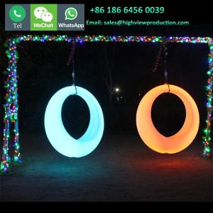 Wholesale kids garden swing: LED Illuminated Swing / Garden Outdoor Swing / Children Kids Swing / LED Swing / Jhula Swing