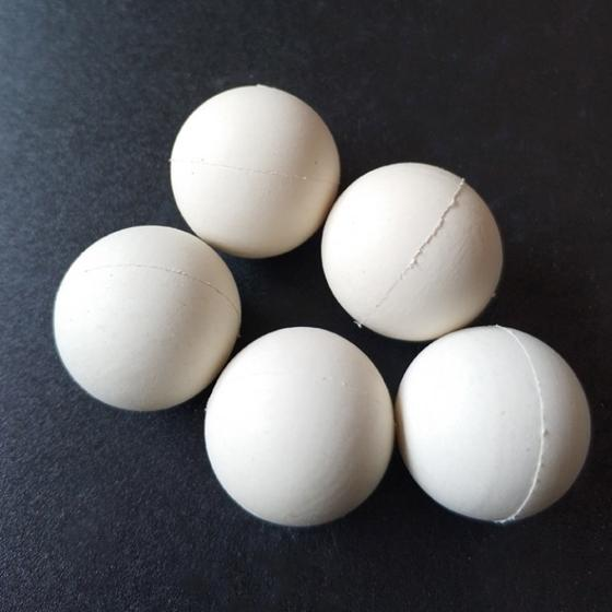Seamless Solid Rubber Ball for Vibrating Machine