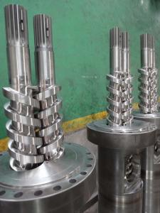 Wholesale parallel screw barrel: Parallel Twin Screw and Barrel