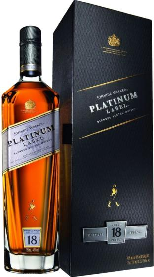 Sell  Johnnie Walker Platinum Label Blended Scotch Whisky