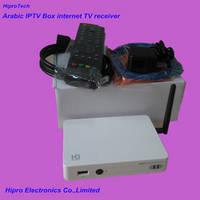 Arabic IPTV Box Internet TV Receiver