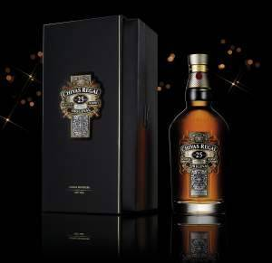 Wholesale chivas: Chivas Regal 25yr Scotch