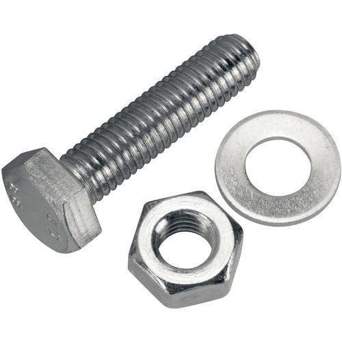 Stainless Steel Nut, Bolt & Washer