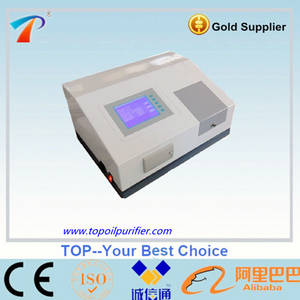 Wholesale cupping tester: Fully Automatic Oil Acidity Tester (6 Cups) ACD-3000I