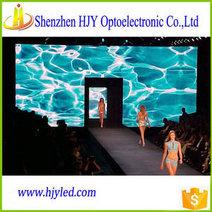 Wholesale new invention: New Electronics Inventions P4 Indoor LED Advertising Display