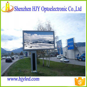 Wholesale p6 smd led screen: Professional 6mm Electronics HD Full Color SMD P6 LED Screen Outdoor/Pantalla LED