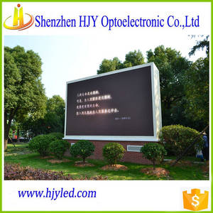 Wholesale led video displays: Eachinled Outdoor Full Color LED Screens P6 Waterproof LED Video Wall Screen Display LED Advertising