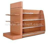 Wholesale gondola shelving: MDF Display Gondola