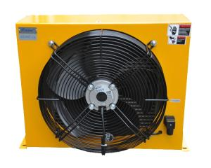 Wholesale Other Manufacturing & Processing Machinery: AH Series Plat-Fin Hydraulic Aluminum Oil Coolers AH1417T-CA 150L/Min DC 24V