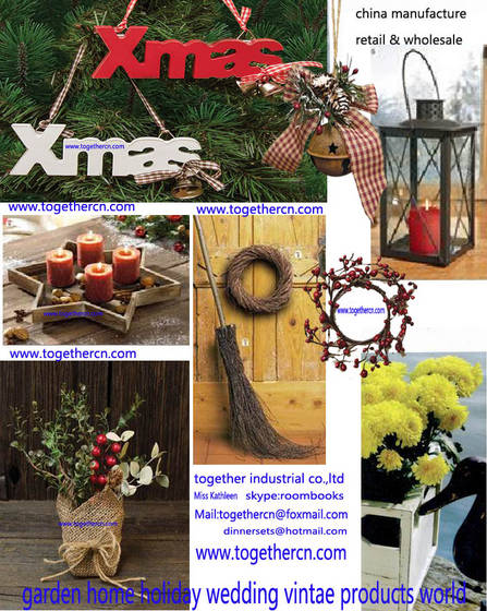 outdoor led signs: Sell country style wooden lantern for Christmas