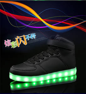 Wholesale kids shoes: Hot Selling LED Luminous Shoes for Adults or Kids