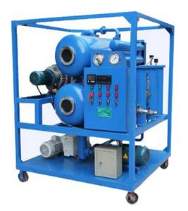 Wholesale oil purification: DVP Transformer Oil Purification