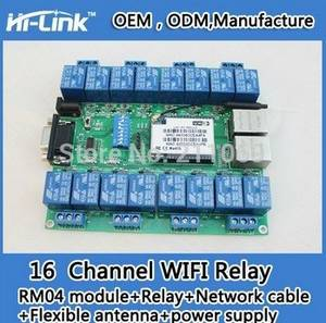 Wholesale wifi mobile phone: 16 Channel Wifi Relay Module for Smart Switch Wifi Module Mobile Phone Smart Home