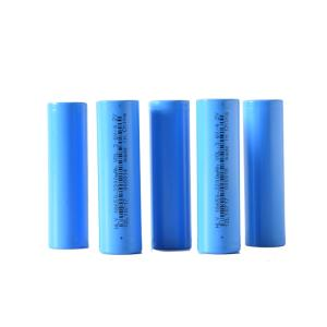 Wholesale consumable: Hot Sell Digital 2500mAh 18650 3.7V Cylinder Rechargeable Lithium Ion Battery for Consumer Electroni