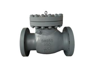 Wholesale forged check valve valve: DIN/API Cast Steel Check Valve