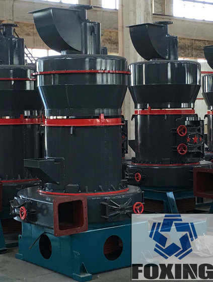 Fine Grinding Mill Plant for Grinding Stones Machine