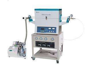 Wholesale high precision machined c: CHY-T1280A-3Z4C Laboratory CVD Tube Furnace with O.D80*1000mm Quartz Tube