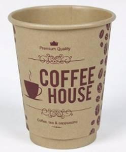 Wholesale Drinkware: 2017 Hottest Kraft Paper Cup