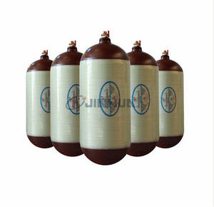 Wholesale cylinder liners: Hoop-wrapped CNG Cylinder with Steel Liner for Vehicles Outside Diameter 325mm