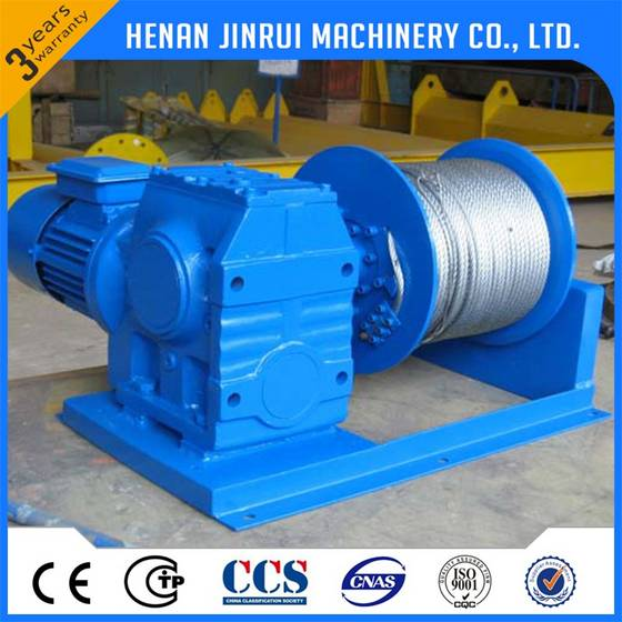 Sell Professional Manufacture Material Electric Handling Tool Winch