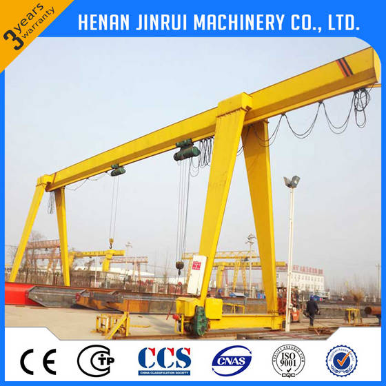used 50 ton crane: Sell Low Price Factory Single Girder 100 Ton Mobile Gantry Lifting Crane