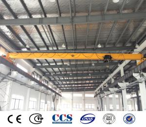 Wholesale auto duct manufacture machine: 2t, 5t, 10t Workshop Single Girder Overhead Crane