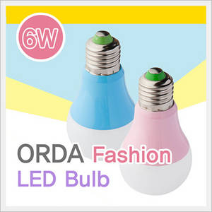 Wholesale 6w led bulb: Orda Fashion LED Bulb and LED Lighting (6w)
