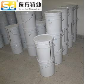 Wholesale scandium: 99.999% High Purity Scandium Oxide Sc2O3 Rare Earth