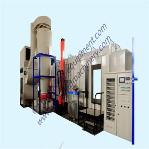 Wholesale automotive spray booth: Automatic Powder Coating Line