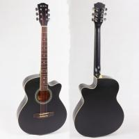 China Guitar Factory | 40 Inch Linden Acoustic Guitar